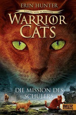 Warrior Cats - Vision von Schatten. Die Mission des Schülers - Erin Hunter |