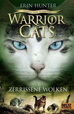Warrior Cats - Vision von Schatten. Zerrissene Wolken, Erin Hunter