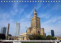 Warschau - Zentrum von Polen (Tischkalender 2019 DIN A5 quer) - Produktdetailbild 5
