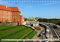 Warschau - Zentrum von Polen (Tischkalender 2019 DIN A5 quer) - Produktdetailbild 10