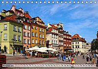 Warschau - Zentrum von Polen (Tischkalender 2019 DIN A5 quer) - Produktdetailbild 11