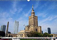 Warschau - Zentrum von Polen (Wandkalender 2019 DIN A3 quer) - Produktdetailbild 4