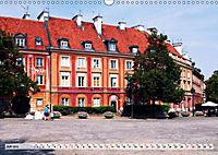 Warschau - Zentrum von Polen (Wandkalender 2019 DIN A3 quer) - Produktdetailbild 6