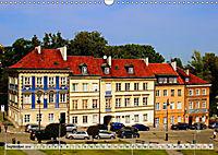 Warschau - Zentrum von Polen (Wandkalender 2019 DIN A3 quer) - Produktdetailbild 5