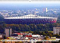 Warschau - Zentrum von Polen (Wandkalender 2019 DIN A3 quer) - Produktdetailbild 1