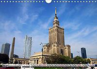 Warschau - Zentrum von Polen (Wandkalender 2019 DIN A4 quer) - Produktdetailbild 5