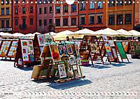 Warschau - Zentrum von Polen (Wandkalender 2019 DIN A4 quer) - Produktdetailbild 6