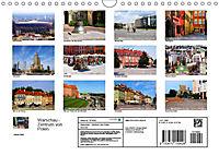 Warschau - Zentrum von Polen (Wandkalender 2019 DIN A4 quer) - Produktdetailbild 13