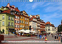 Warschau - Zentrum von Polen (Wandkalender 2019 DIN A4 quer) - Produktdetailbild 11