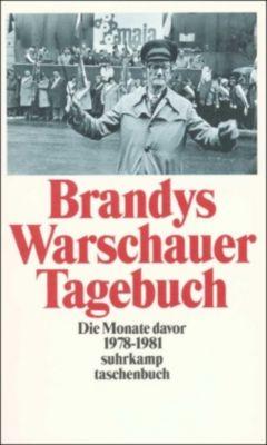 Warschauer Tagebuch, Kazimierz Brandys