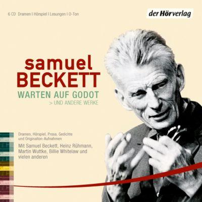 Warten auf Godot und andere Werke, 6 Audio-CDs, Samuel Beckett