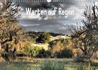 Warten auf Regen (Wandkalender 2019 DIN A3 quer), Ingrid Lacher