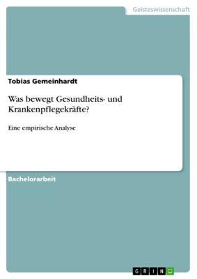 Was bewegt Gesundheits- und Krankenpflegekräfte?, Tobias Gemeinhardt