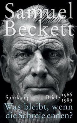 Was bleibt, wenn die Schreie enden?, Samuel Beckett