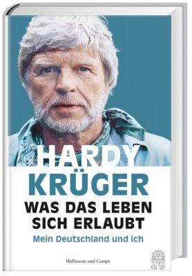Was das Leben sich erlaubt, Hardy Krüger
