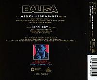 Was du Liebe nennst (2-Track Single) - Produktdetailbild 1