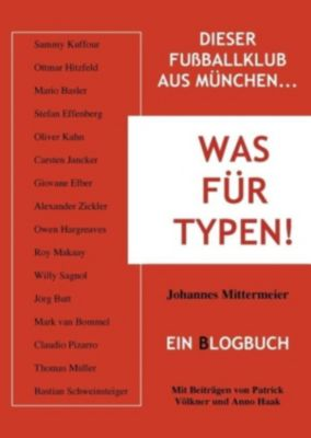 Was für Typen!, Anno Haak, Johannes Mittermeier, Patrick Völkner