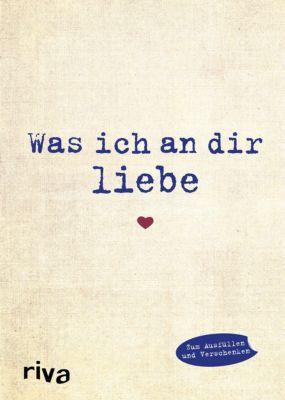 Was ich an dir liebe, Alexandra Reinwarth
