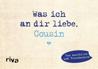 Was ich an dir liebe, Cousin - Miniversion - Alexandra Reinwarth |