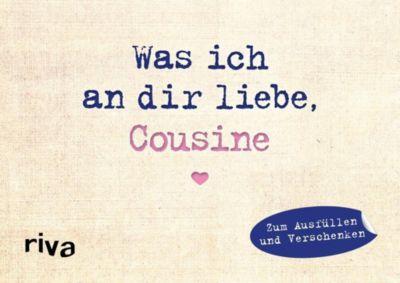 Was ich an dir liebe, Cousine - Miniversion - Alexandra Reinwarth |