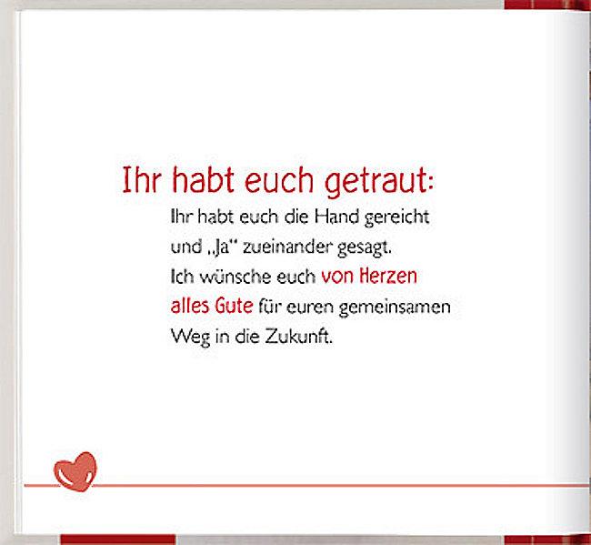 Was ich euch zur Hochzeit wünsche Buch bei Weltbild.ch
