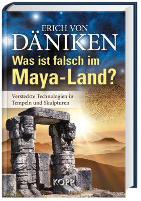 Was ist falsch im Maya-Land? - Erich von Däniken  