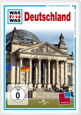 Was ist was: Deutschland - Land und Leute entdecken, Diverse Interpreten