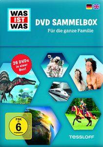 Was ist was - DVD Sammelbox, Diverse Interpreten