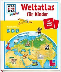 """WAS IST WAS Junior Columbus Globus """"Reise um die Erde!"""" - Produktdetailbild 1"""