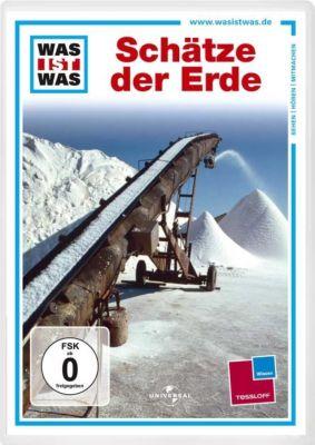 Was ist was: Schätze der Erde - Salze, Erze, Edelsteine, Diverse Interpreten