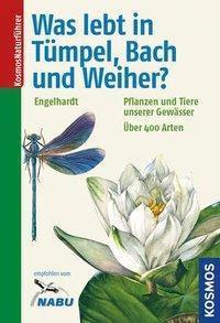 Was lebt in Tümpel, Bach und Weiher?, Wolfgang Engelhardt, Peter Martin, Klaus Rehfeld