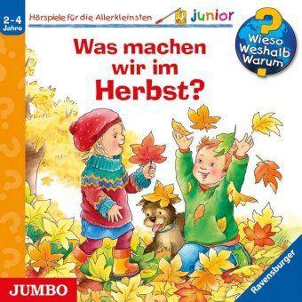 Was machen wir im Herbst?, 1 Audio-CD, Andrea Erne