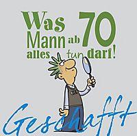 70 Geburtstag Passende Angebote Jetzt Bei Weltbild De