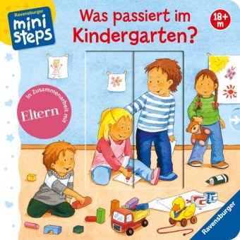 Was passiert im Kindergarten?, Sandra Grimm