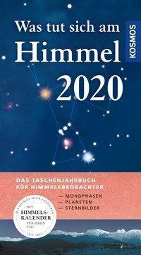 Was tut sich am Himmel 2020 - Hermann-Michael Hahn |
