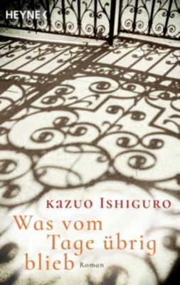 Was vom Tage übrig blieb, Kazuo Ishiguro