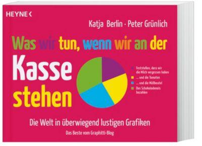 Was wir tun, wenn wir an der Kasse stehen, Katja Berlin, Peter Grünlich