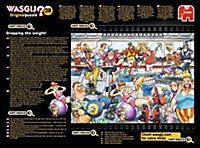 Wasgij Originalpuzzle 28 - Hilfe, das Gewicht fällt! - 1000 Teile - Produktdetailbild 2