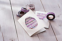 "Washi-Tapes ""Glitter"", 10er-Set - Produktdetailbild 1"