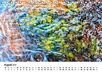 Wasser-Farben (Tischkalender 2019 DIN A5 quer) - Produktdetailbild 8