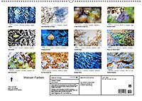 Wasser-Farben (Wandkalender 2019 DIN A2 quer) - Produktdetailbild 13
