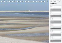 Wasser Flächen (Tischkalender 2019 DIN A5 quer) - Produktdetailbild 3