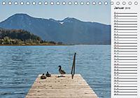 Wasser Flächen (Tischkalender 2019 DIN A5 quer) - Produktdetailbild 1