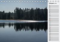 Wasser Flächen (Tischkalender 2019 DIN A5 quer) - Produktdetailbild 10