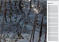 Wasser Flächen (Wandkalender 2019 DIN A2 quer) - Produktdetailbild 7