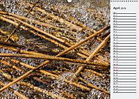 Wasser Flächen (Wandkalender 2019 DIN A2 quer) - Produktdetailbild 4
