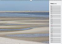 Wasser Flächen (Wandkalender 2019 DIN A2 quer) - Produktdetailbild 3