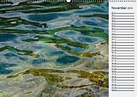 Wasser Flächen (Wandkalender 2019 DIN A2 quer) - Produktdetailbild 11