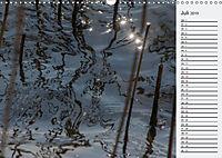 Wasser Flächen (Wandkalender 2019 DIN A3 quer) - Produktdetailbild 7