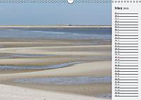 Wasser Flächen (Wandkalender 2019 DIN A3 quer) - Produktdetailbild 3